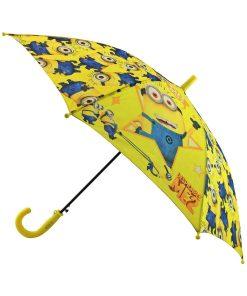 چتر بچگانه مینیون رنگ زرد