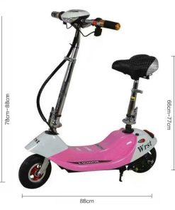 اسکوتر برقی تاشو مدل MOTOR501
