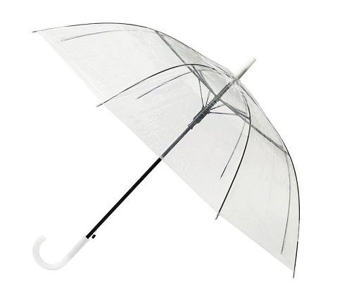 تصویر 6 مدل چتر شفاف و شیشه ای زیبا بی رنگ و با کیفیت