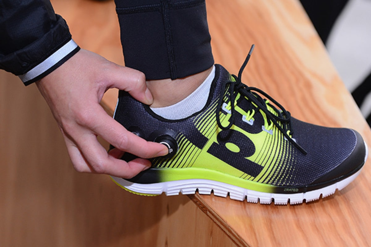 تکنولوژی Z Pump در کفشهای ریباک