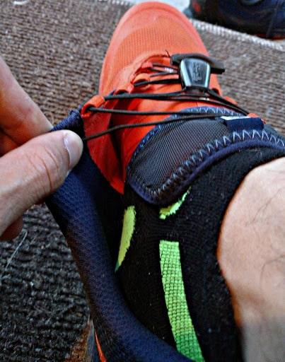 Endofit در کفشهای سالومون