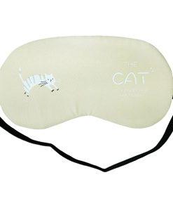 چشم بند طرح گربه کد 153