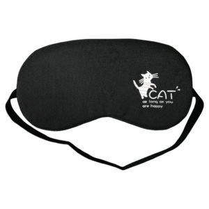 چشم بند طرح گربه کد 154