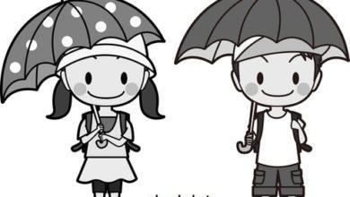 تصویر 23 چتر بچه گانه طرح دخترانه و پسرانه باکیفیت و قیمت روز