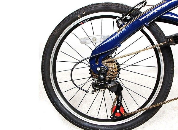 دوچرخه تاشو فلکس پرو مدل Regalia