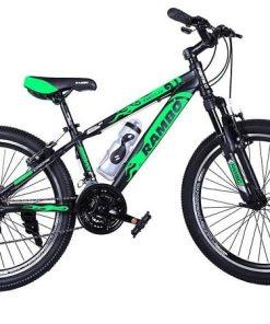 دوچرخه کوهستان رامبو مدل Jordan کد 24117 سایز 24