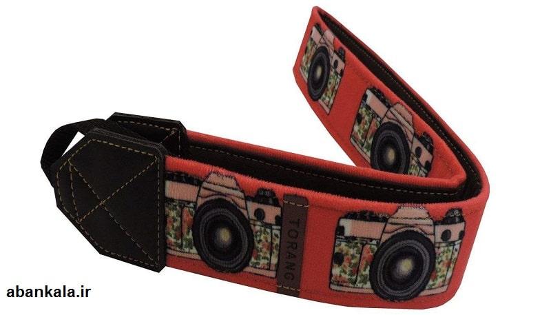 بیش از 40 مدل بند گردنی دوربین عکاسی [با عکس و قیمت]
