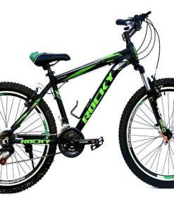 دوچرخه کوهستان راکی مدل C200 سایز 26