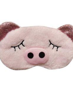 چشم بند فانتزی طرح خوک