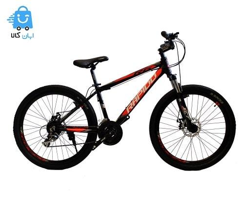 دوچرخه کوهستان راپیدو مدل R6 سایز 26