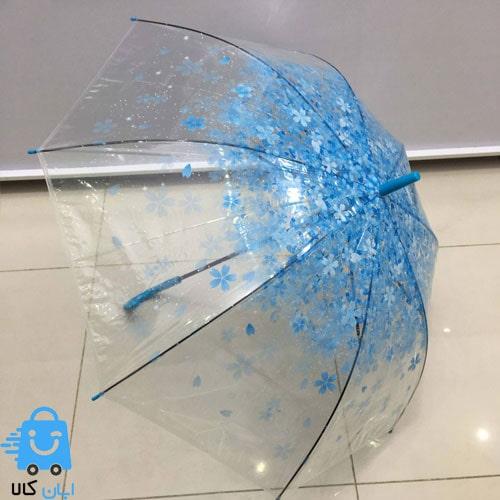 چتر شیشه ای مدل بهار