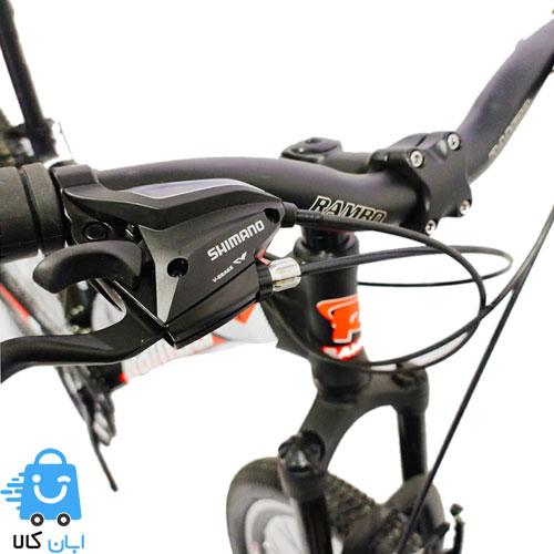 دوچرخه کوهستان رامبو مدل SNAP سایز 26